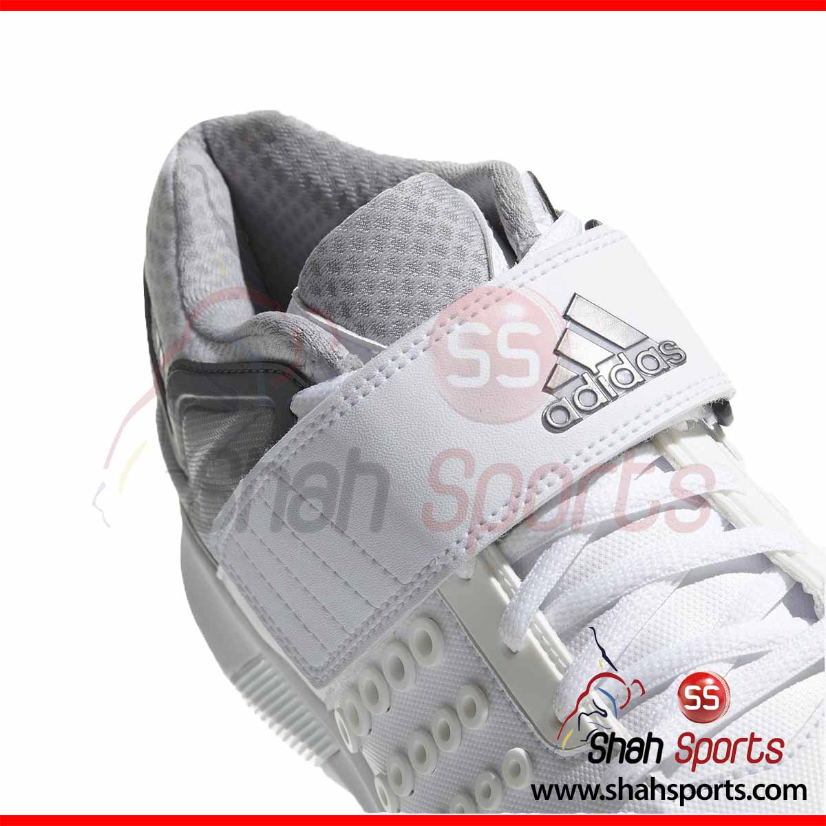 fa5e13bc7d98ca Adidas Adipower Vector Mid Cricket Shoes 2018