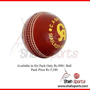 SUPER TEST RED (Hard Ball)