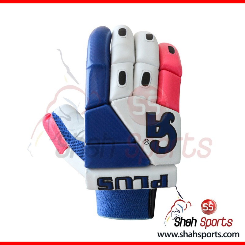CA PLUS 8000 Cricket Batting Gloves