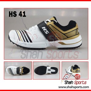 HS 41 Cricket Shoes Rubber Sole