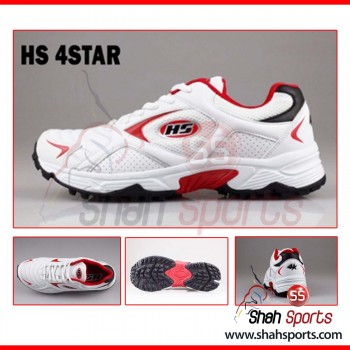 HS 4 STAR Cricket Shoes