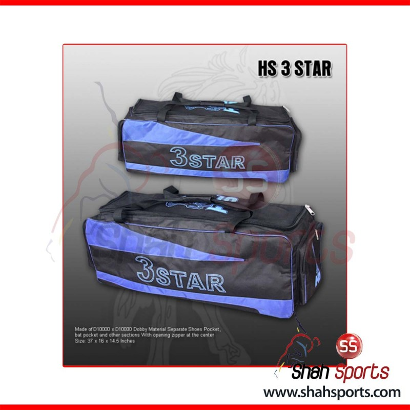 HS 3 Star Kit Bag