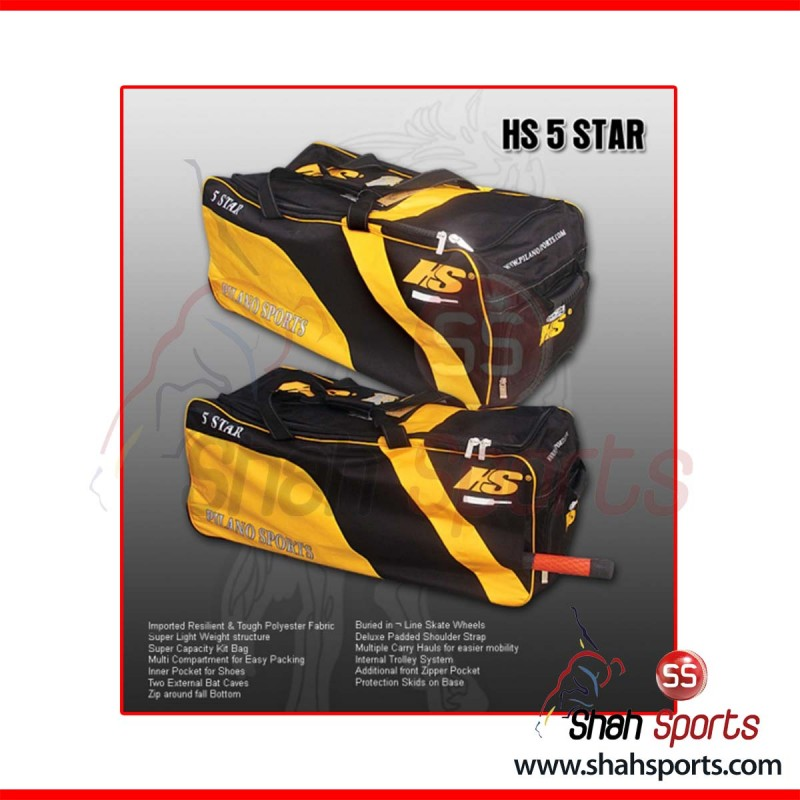HS 5 STAR KIT BAG
