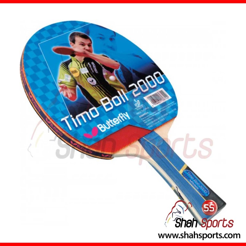 Butterfly Timo Boll 2000 Table Tennis Racket