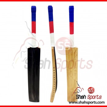 Plain Tape Ball Bats