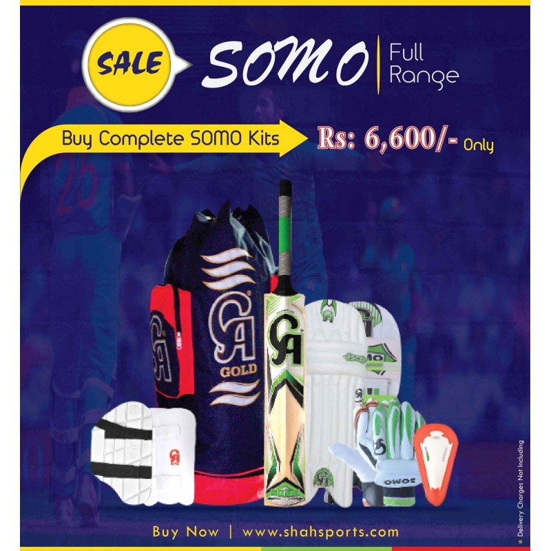SOMO Cricket Kit