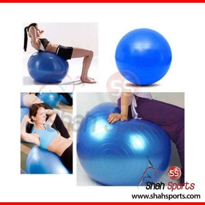 Yoga Gym Ball Blue